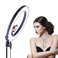 Кольцевая светодиодная лампа со Штативом 36см